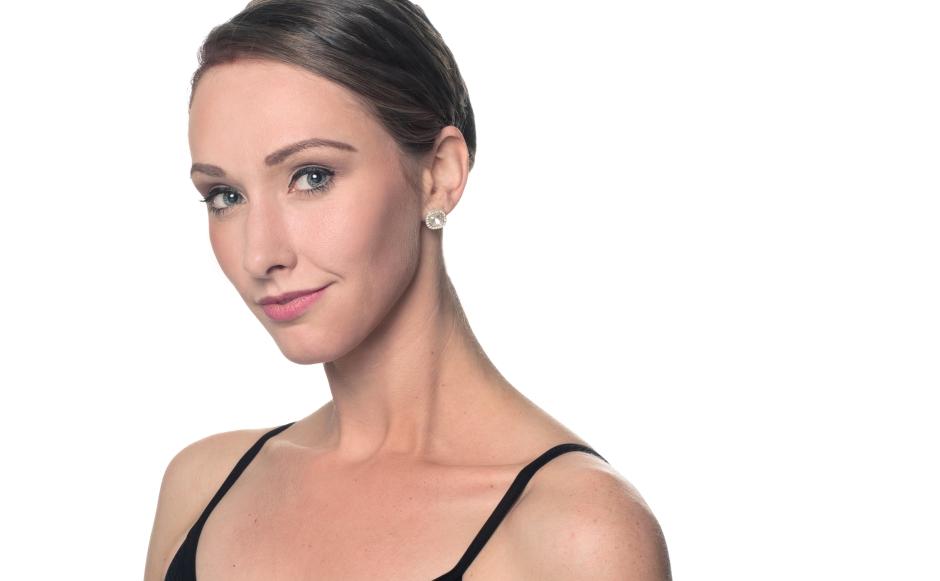 Headshot of Vashti, a Company Member of the Twin Cities Ballet Minnesota